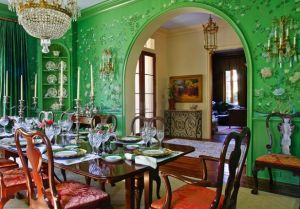 Green chinoiserie - asian-inspired dining-room.jpg